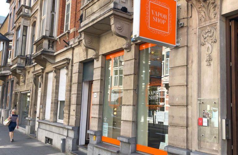 Vaporshop Leuven Dampwinkel