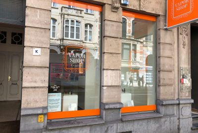 Dampshop Leuven